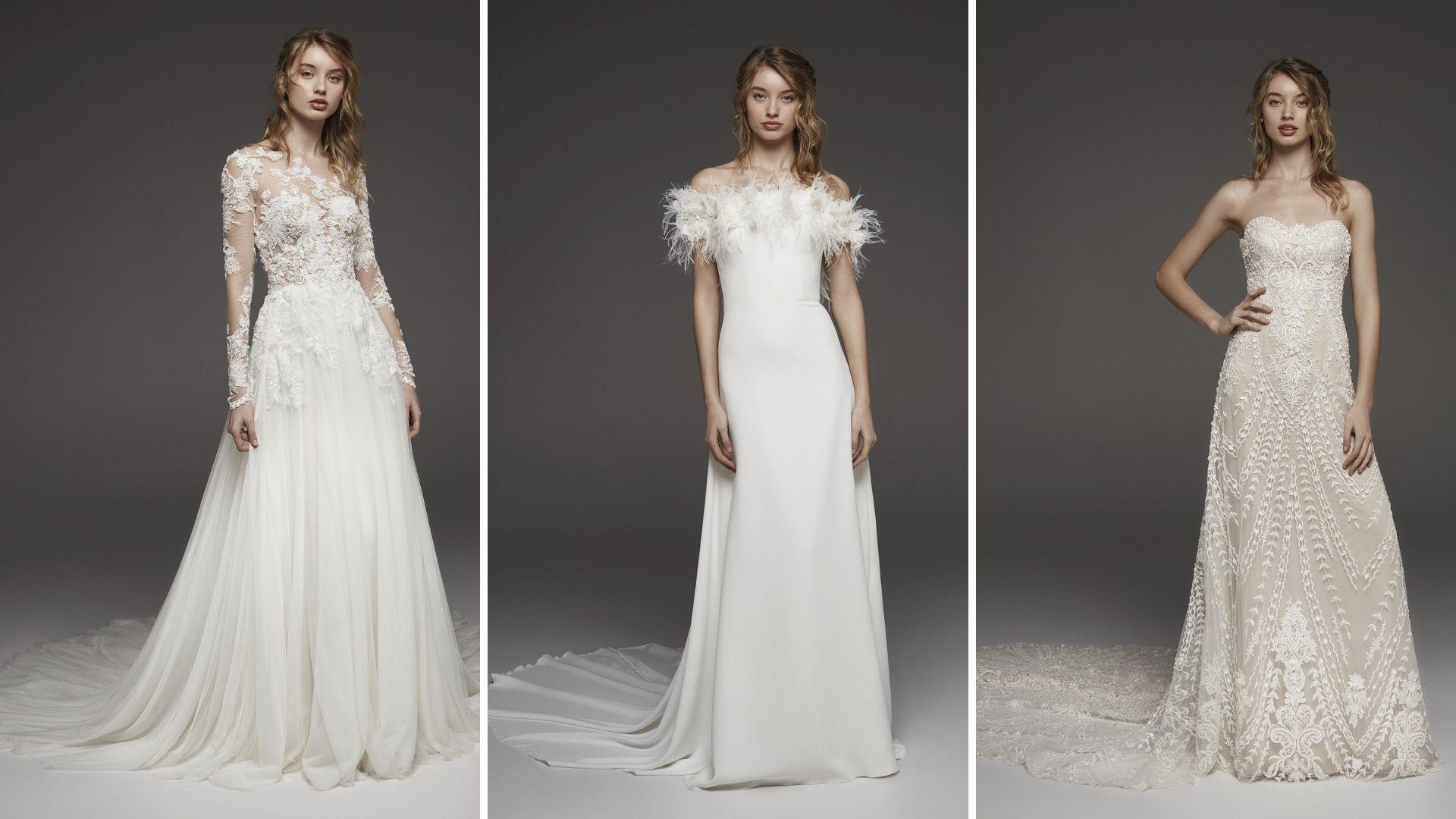 promo code 7903f 35ff2 Pronovias: gli abiti da sposa vintage che fanno sognare ...